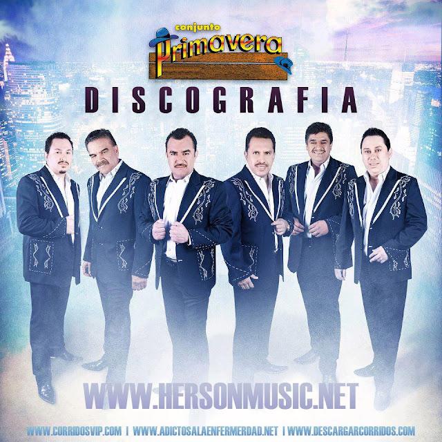 Discografia Conjunto Primavera 69 Discos (1981-2012)