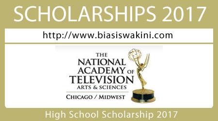 High School Scholarship 2017