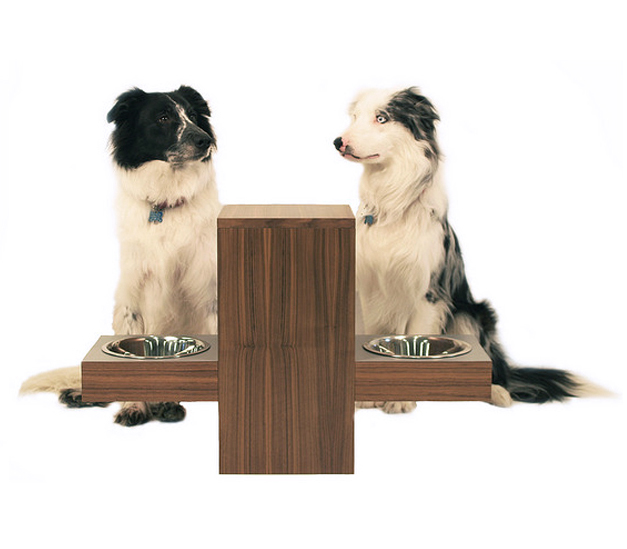 Eastvold Custom Dog Feeders
