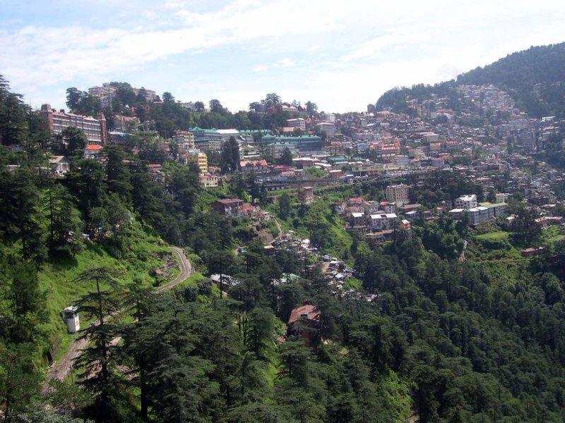Shimla: Elegantly Beautiful