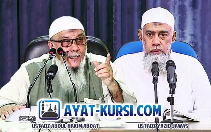 Ustadz Abdul Hakim Abdat