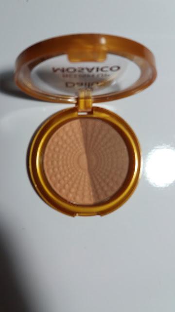 Dailus lança 4 opções de blush mosaico vem conferir