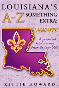 Going to Louisiana? At 30,000+ words, this book dives into the story behind the story!