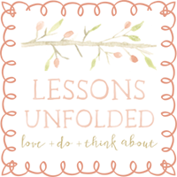 grab button for Lessons Unfolded