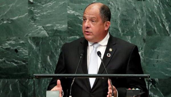 Costa Rica pide garantizar derechos humanos de los refugiados