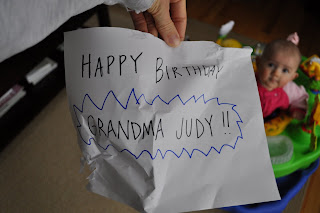 Cape Cod Makeover Happy Birthday Grandma Judy