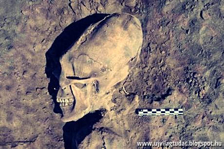 Ezek a megnyúlt ősi koponyák nem emberiek - Sokasodnak a bizonyítékok, hogy egy idegen faj létezett a Földön
