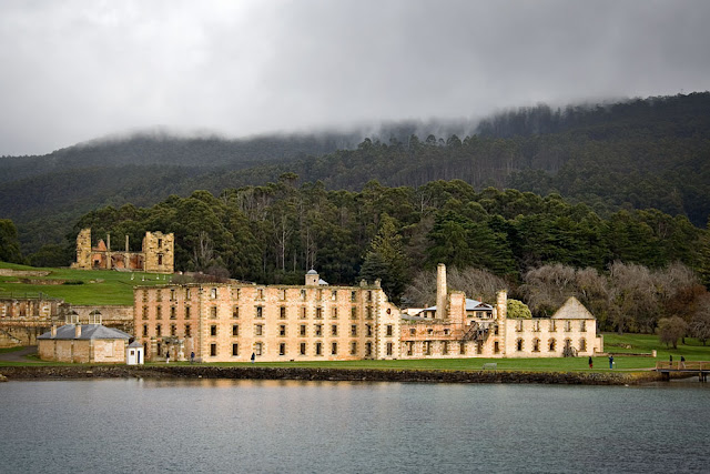 Image Attribute: The Present-Day Remains of Port Arthur. Photo: Wikimedia Commons.