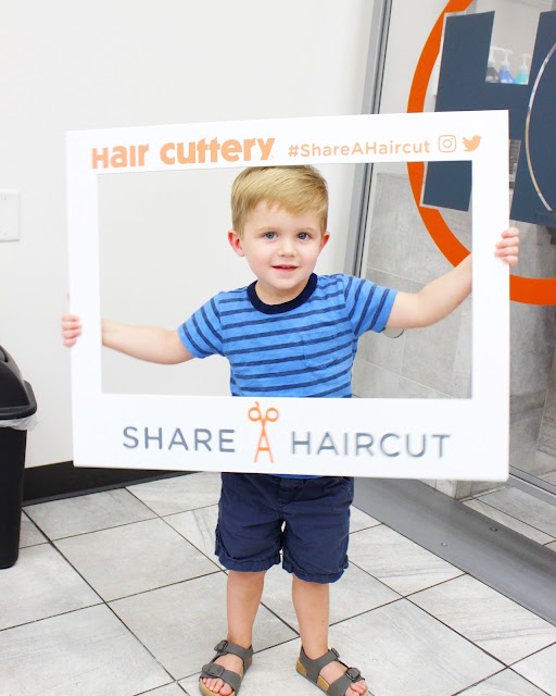 Haircuts for little ones, hair cuttery share a haircut, Kids haircuts, toddler haircuts, haircut tips, haircuts for boys, special needs haircut tips