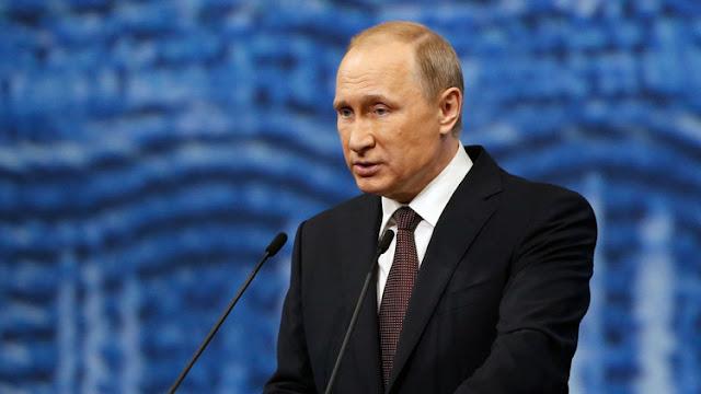 """Putin: """"Las causas del siniestro del Tu-154 ruso serán investigadas minuciosamente"""""""