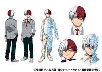 โทโดโรกิ โชโตะ (Todoroki Shoto) @ My Hero Academia: Boku no Hero Academia มายฮีโร่ อคาเดเมีย
