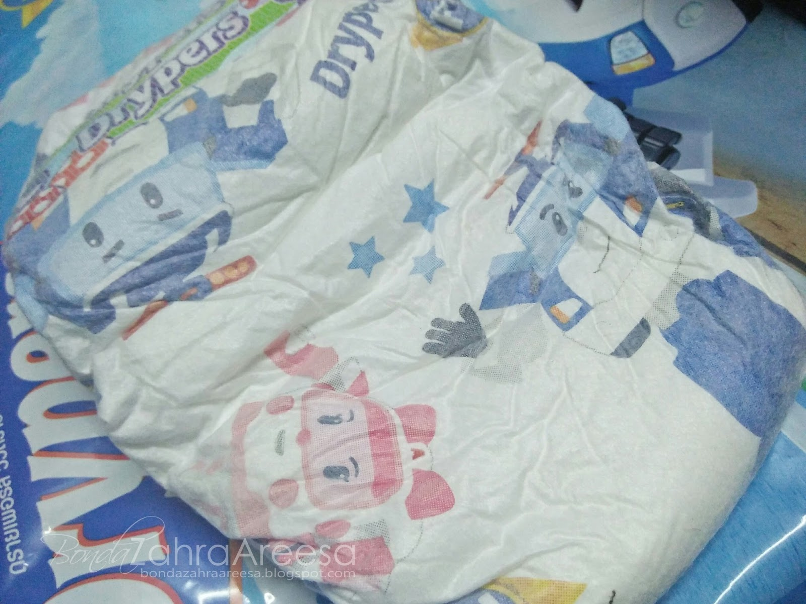 Review Pampers Wee Wee Dry, Review Pampers Untuk Anak