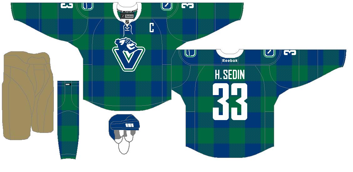 3918d7ff9 Canucks alternate jersey change    canucks