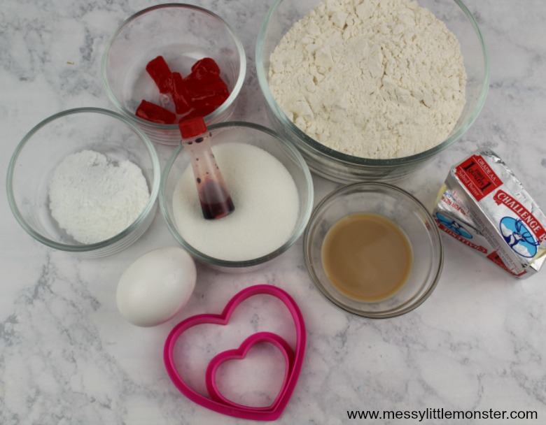 Easy stained glass heart cookie recipe. A yummy Valentine's Day treat for someone you love!