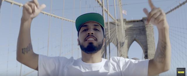 """Rashid lança videoclipe gravado em Nova York de """"Cê já teve um sonho?"""""""