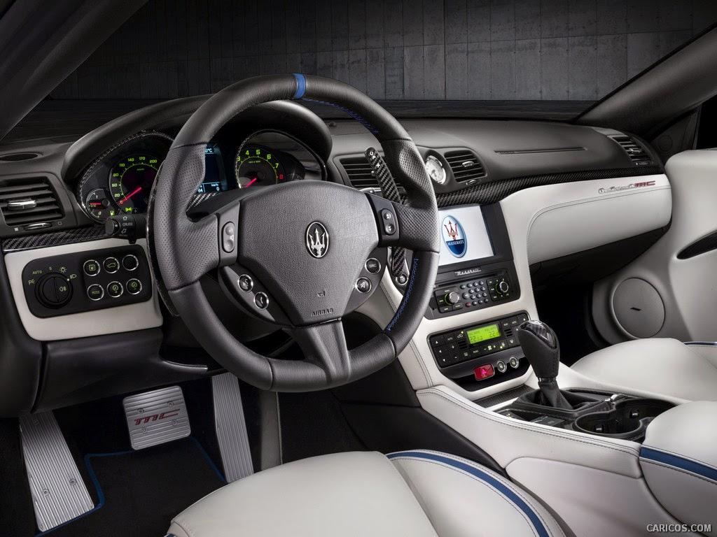 2015 Maserati GranCabrio MC Centennial | Auto Review 2014