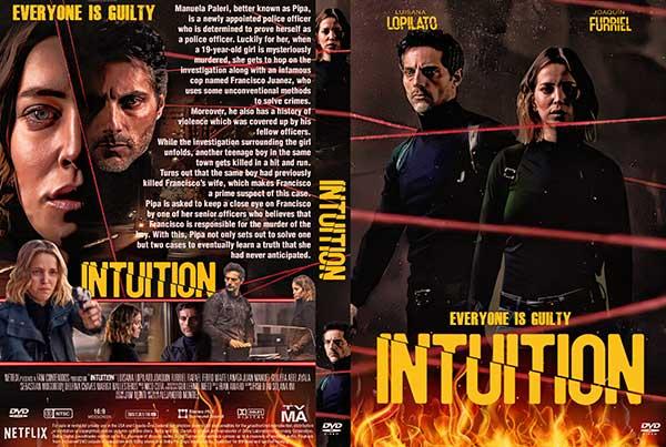 Intuition (La Corazonada) 2020 DVD Cover