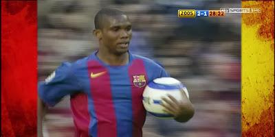 Classic : LFP-Week-31 Real Madrid 4 vs 2 Barcelona 10-04-2005