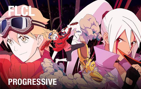 FLCL Progressive Batch Episode 1 – 6 Subtitle Indonesia