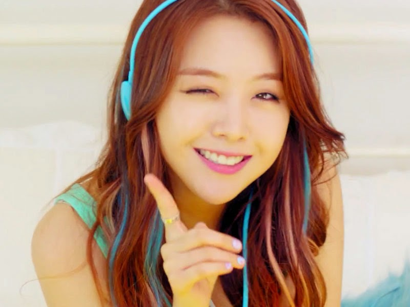 Minah Girl's Day