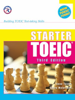 Download Giáo Trình Stater TOEIC Full PDF + CD Audio