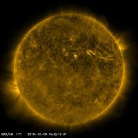 Solar Minimum and Solar Maximum