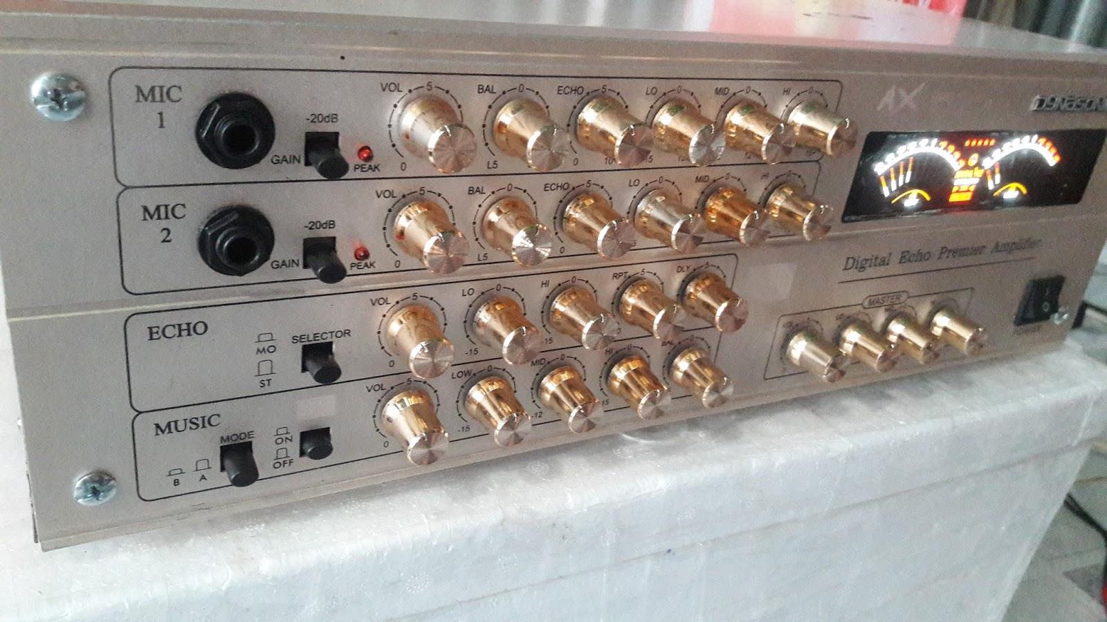 ĐIỆN TỬ CÔNG SUẤT - D I Y THÔNG ANH - LEGENDARY: Amplifier