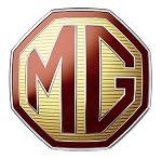Logo MG marca de autos