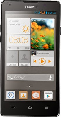 Huawei Ascend G700 Android Mobile Specs