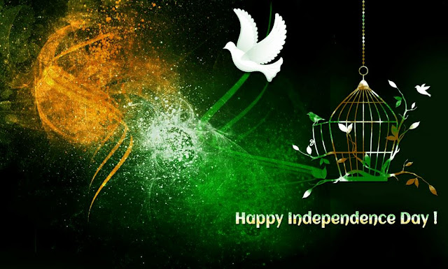 Whatsapp DP Independence Day