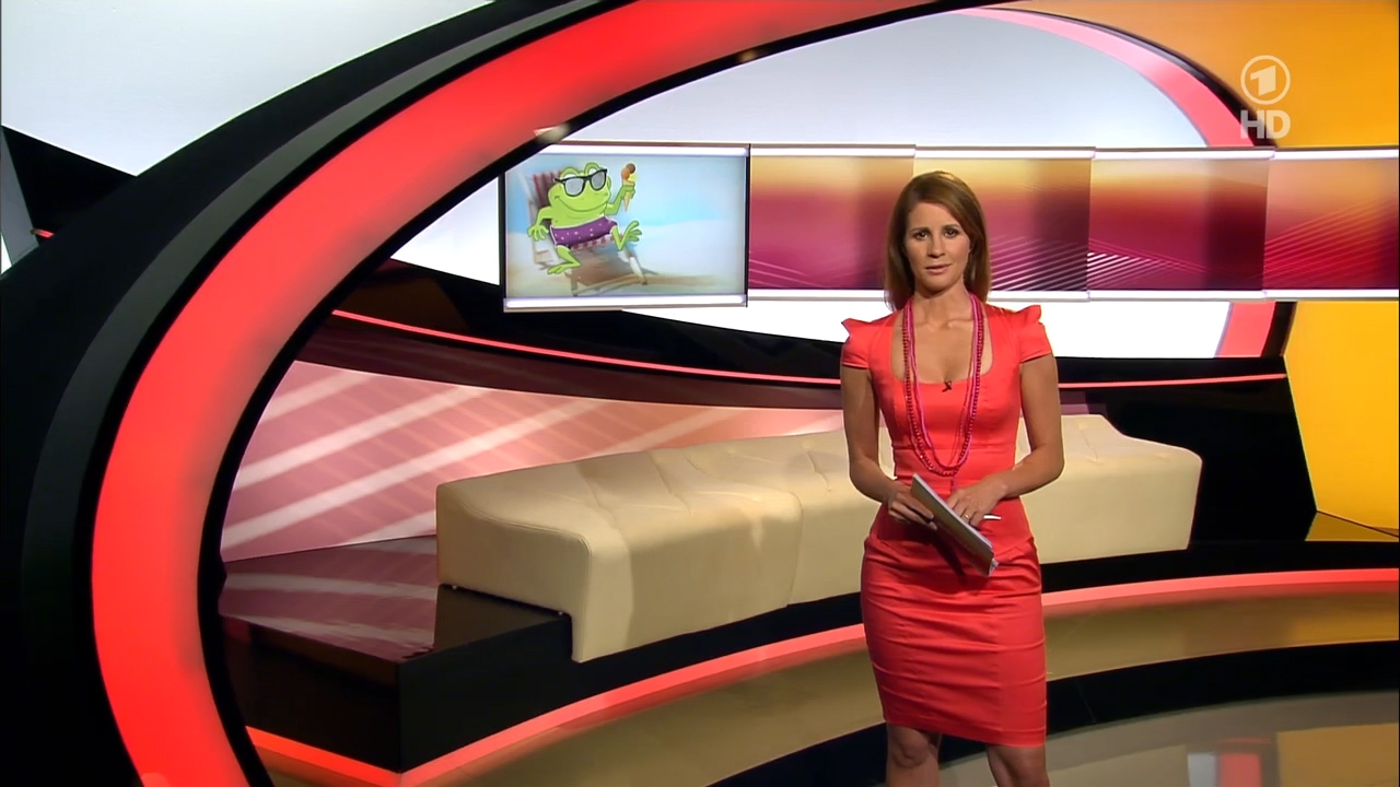TVDeSab: Mareile Höppner - Brisant 23.07.2012