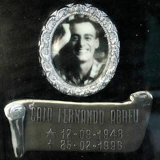 Caio Fernando Abreu - Cemitério Eumênico João XXIII