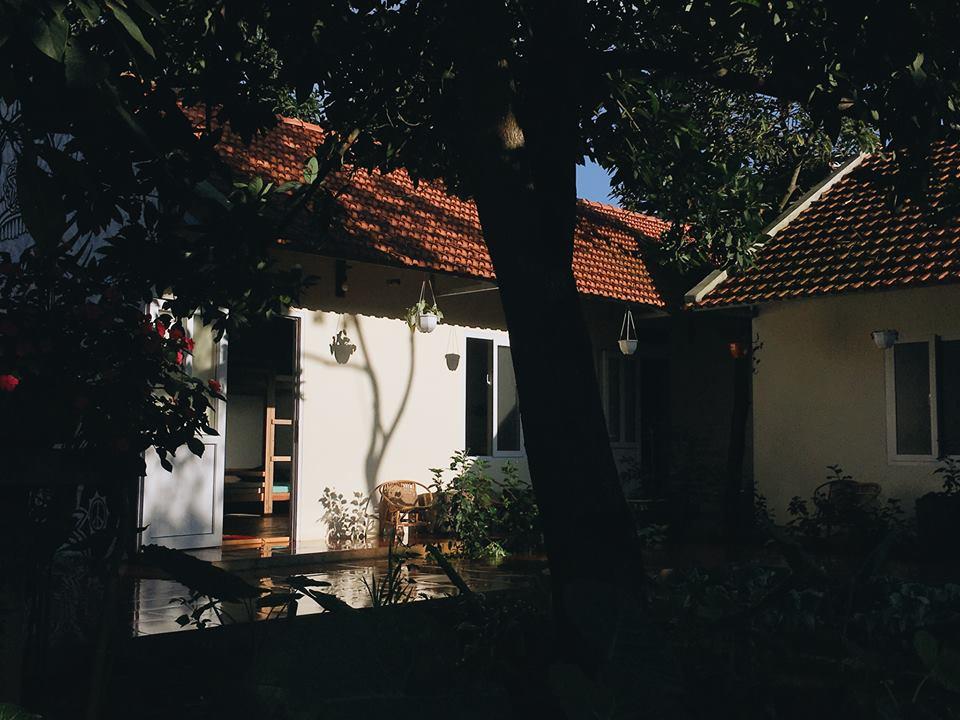 Một góc homestay Bơ House