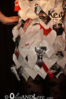 trashion show rolling stone magazine dress