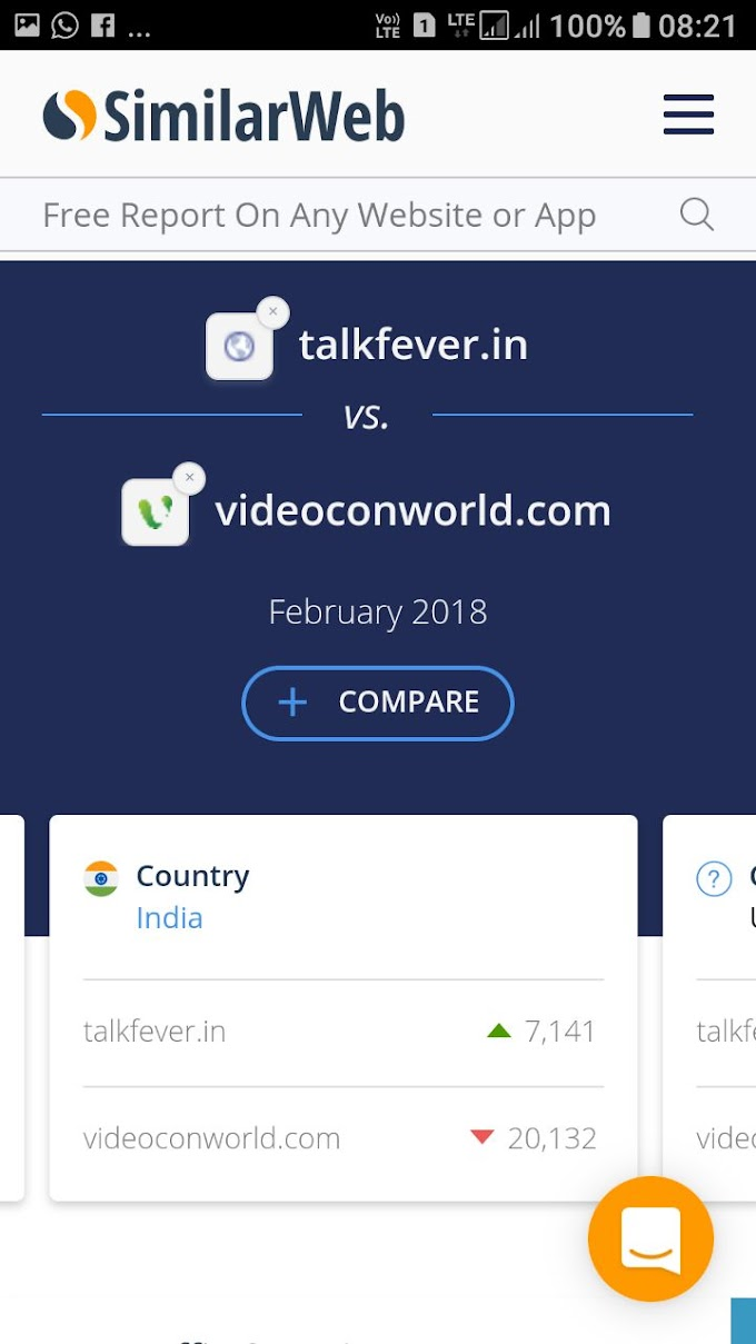 Talkfever video and images
