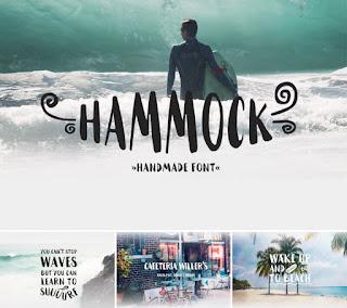 Hammock - Free Display Font