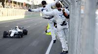 Williams F1 Formuła 1 Grand Prix Azerbejdżanu 2017