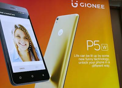 gionee-p5w