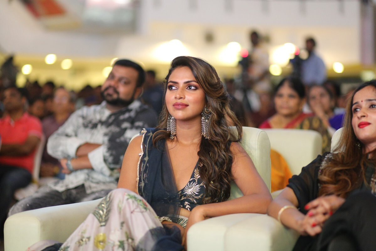 Amala Paul At Thiruttuppayale 2 Audio Launch Stills