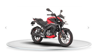 New 2017 Bajaj Pulsar NS 160 nice look