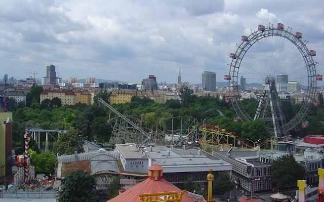 الحديقة الأولمبية في ميونيخ