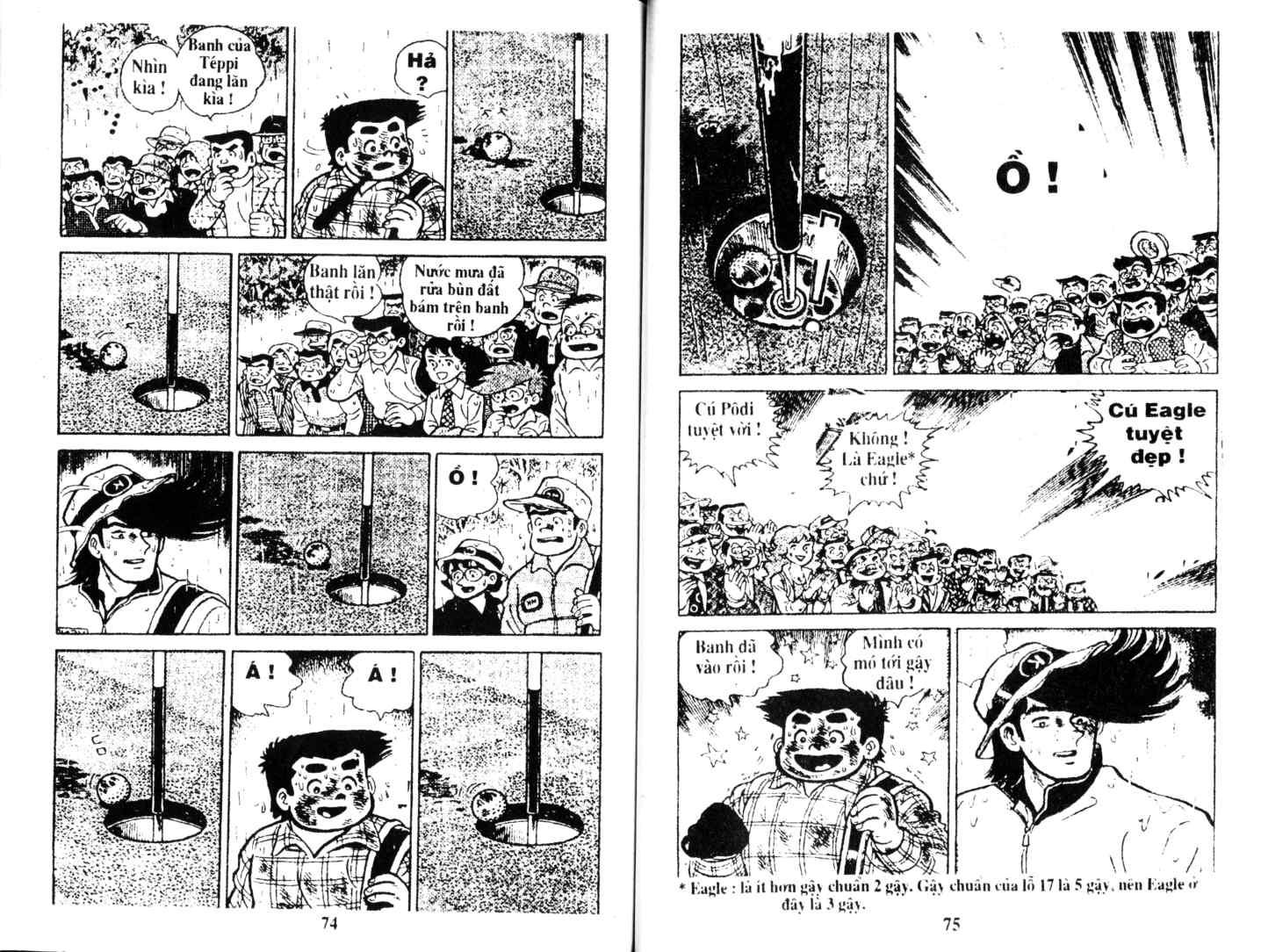 Ashita Tenki ni Naare chapter 9 trang 36