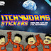 ViberPH releases Itchyworms Lost in Space sticker pack!