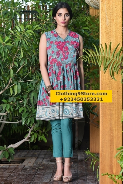 Midsummer Khaadi Lawn Collection With Price
