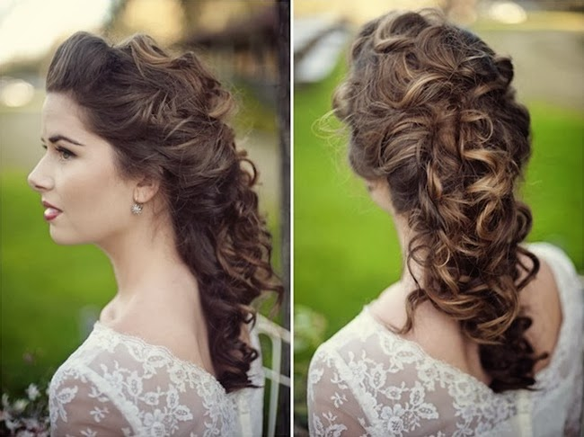 Sembrono: Bride Hair Models 2014, 2014 Wedding Hairstyles