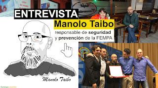 Entrevista a Manolo Taibo.