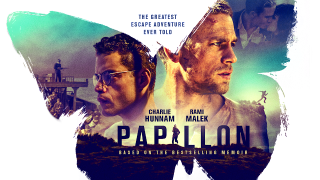 Papillon Movie 2018