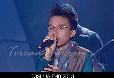 Joshua Hasil IMB 31 Maret 2013