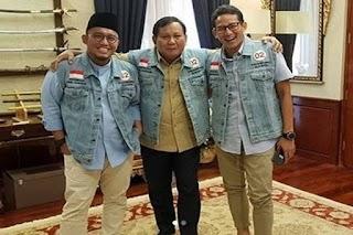 Prabowo Subianto Tolak Temui Luhut Sebelum Penghitungan Suara Selesai