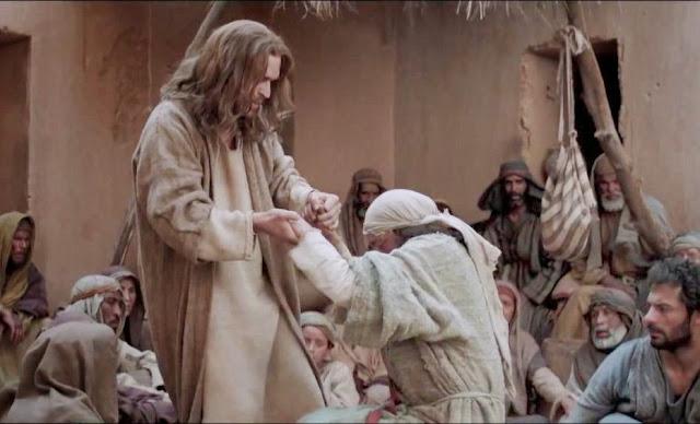 Resultado de imagem para JESUS E DISCIPULOS FILME